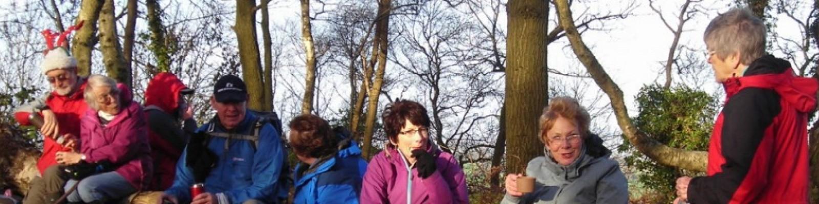 Cestrian Ramblers Christmas Walk